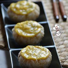 咖喱三文鱼焗寿司