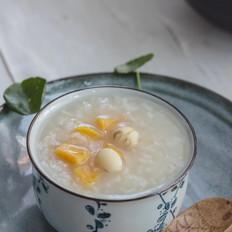 酥花生怎么做红薯莲子粥的做法