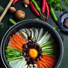 鐵釜石鍋拌飯
