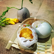 繽紛糯米蛋
