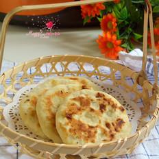 大花莲怎么做好吃芹菜猪肉馅饼的做法