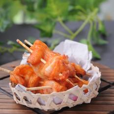 香辣雞胸肉串