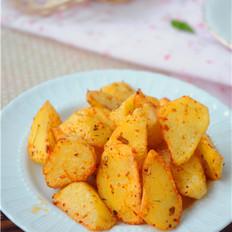 意大利香草烤土豆