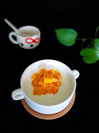 芒果酸奶(面包机版)的做法