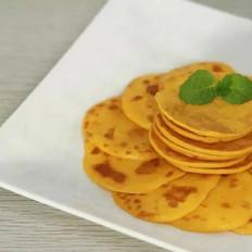 小米南瓜饼