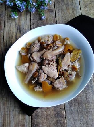 罗汉果鸡汤的做法