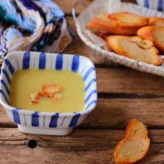 咖喱土豆浓汤