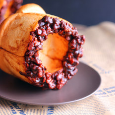 章鱼仔怎么做好吃焦糖核桃面包的做法