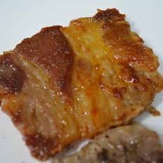 鳝干怎么做好吃叉烧肉的做法