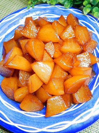 红烧萝卜的做法