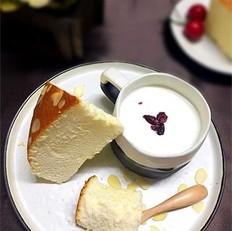 无油酸奶杏仁蛋糕