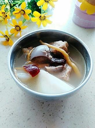 藥材筒骨湯的做法