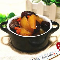 蘋果紅棗枸杞湯