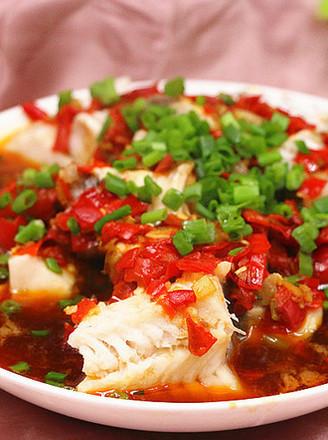 剁椒蒸草魚的做法