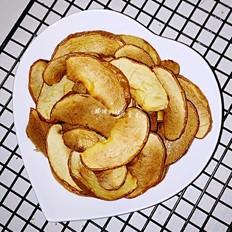 广东菜干怎么做烤苹果片的做法