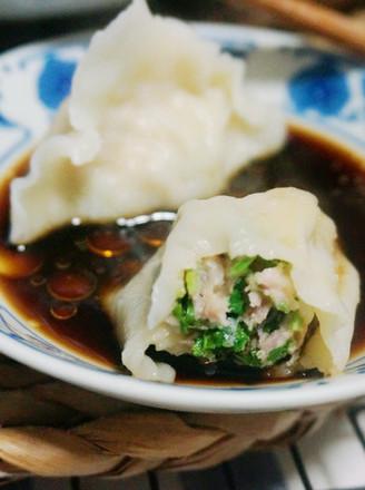 香菜馅饺子的做法
