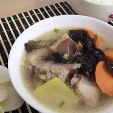 酸豆角炒什么菜好吃咸鸭排骨汤的做法