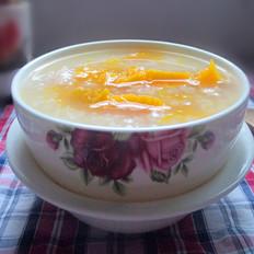 南瓜大米粥
