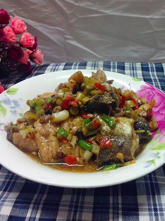 泡椒烧鱼块的做法