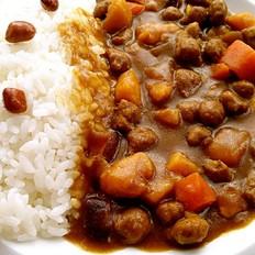 【果子木】咖喱鸡肉饭(红薯版)