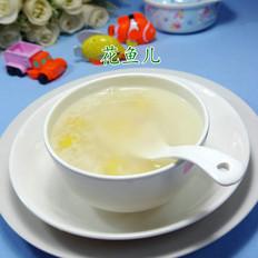 銀杏仁大米粥