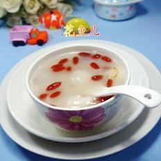 枸杞荔枝大米粥