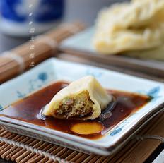 面包糠怎么做炸的时候不会掉包菜饺子的做法