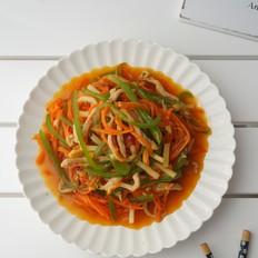 超级下饭菜-鱼香肉丝