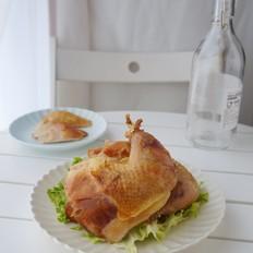 电饭煲也能做大餐之盐焗鸡