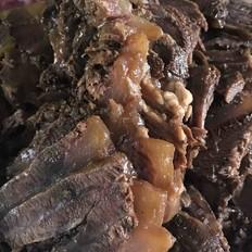 秘制卤牛肉