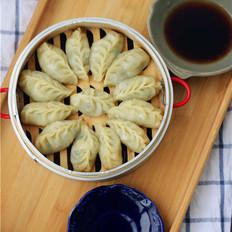 冻干水果干是怎么做的韭菜鸡蛋蒸饺的做法
