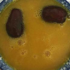婴儿肝泥怎么做好吃南瓜小米糊的做法