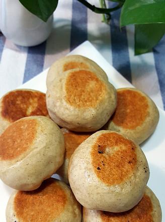 白薯面饼的做法