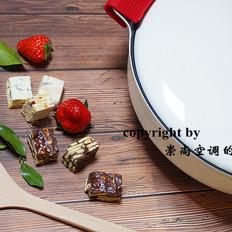 雪花酥——我的轻奢煮艺网红小零食
