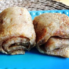 宝宝辅食--土豆牛肉饼