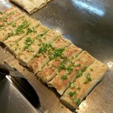 香煎土豆卷