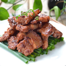 香煎南乳五花肉