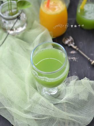 黄瓜梨子汁的做法