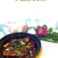 干鍋豆豉小黃魚
