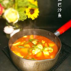 番茄巴沙鱼