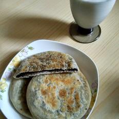糖醋苞菜怎么做好吃芝麻核桃饼的做法