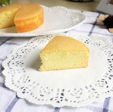 广东菜干怎么做轻乳酪蛋糕的做法