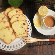 蔓越莓乳酪磅蛋糕的做法