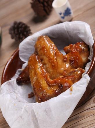 热辣辣蜜糖鸡翅的做法