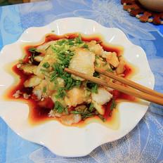 新疆什么鸡好吃葱油鱼片的做法