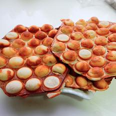 草莓味蛋仔饼的做法