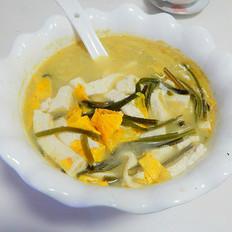 海帶豆豆腐湯