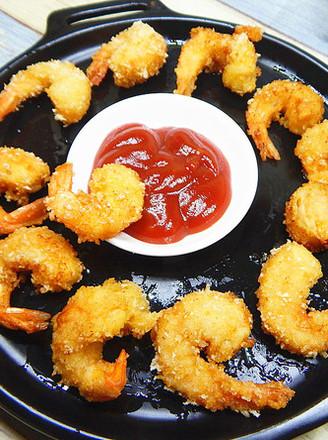 香酥炸虾的做法