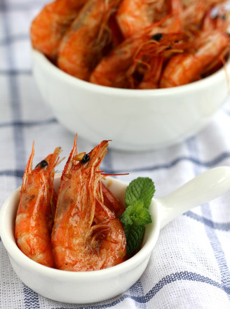 烤蝦的做法
