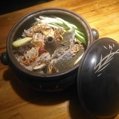牛鞭甲鱼汽锅鸡